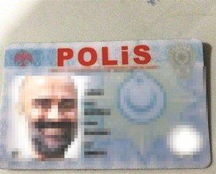 Ünlü oyuncu sahte polis kimliğiyle yakalandı
