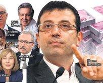 CHP'li İmamoğlu'ndan hayali ihale skandalı!