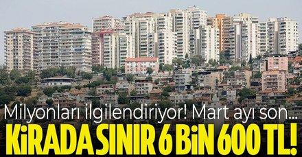 6 bin 600 lira sınırı! Yüz binlerce kişiyi ilgilendiriyor... | Kira beyannamesi vermek için sınır ne kadar?