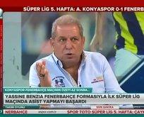 Erman Toroğlu: Fenerbahçeyi bu akşam Rıza Hoca kurtardı!
