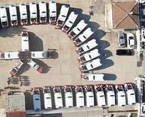 Sağlık Bakanlığı'ndan Hatay'a 38 ambulans!