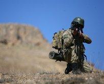 PKKnın kış üslenmesine ağır darbe