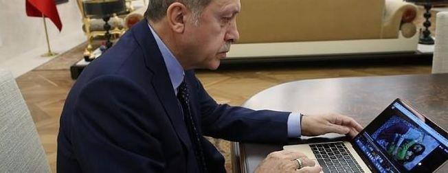 Cumhurbaşkanı Recep Tayyip Erdoğan, AAnın Yılın Fotoğrafları oylamasına katıldı