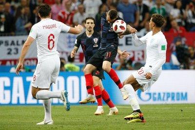 2018 FIFA Dünya Kupas'ında finalin adı belli oldu! Fransa - Hırvatistan