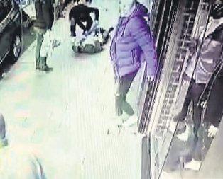 Sokakta dehşet!