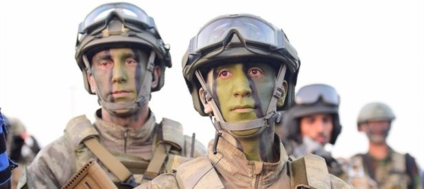 Jandarma uzman erbaş alımı başladı
