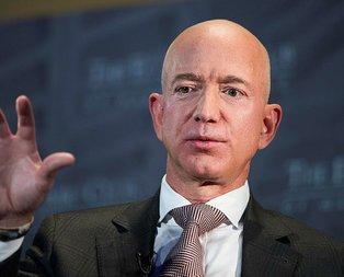 Jeff Bezos koltuğunu kaptırdı! İşte dünyanın en zengin ismi!
