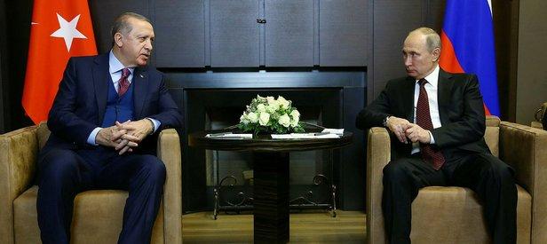 Suriye'de tam mutabakat