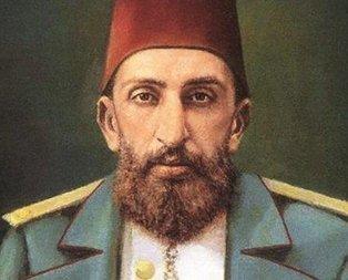 Yıllar Sultan II. Abdülhamid Han'ı böyle değiştirmiş...