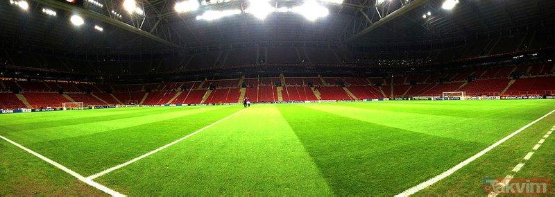 Türkiyenin EURO 2024e aday stadyumları
