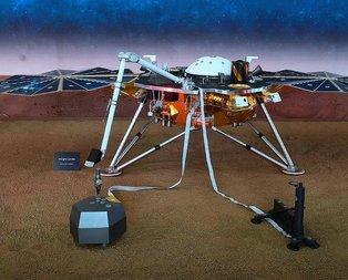 90 bin Türk'ün ismi Mars'ta