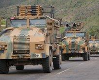 Şırnak'ta askeri hareketlilik! Özel birlikler...