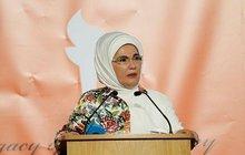 Emine Erdoğandan 10 Muharrem paylaşımı