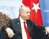 Başkan Erdoğan'a ittifak sunumu