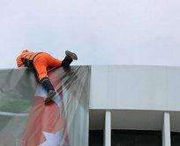 CHP belediyesinde işten çıkarılan işçi intihar girişiminde bulundu