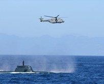 Kanada helikopteri kayboldu Türkiye yardıma koştu