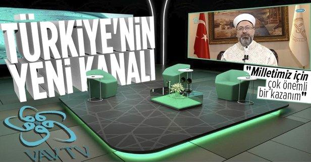 VAV TV yayın hayatına başladı!