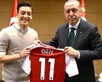 İngilizler Fener'i duyurdu: Mesut Özil...