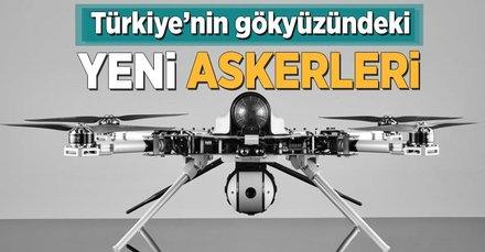 Türkiye'nin 'gökyüzündeki askerleri' daha da güçlendi