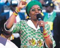 Mugabe'nin eşi kayıp!