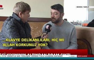 CHP'li belediyenin kovduğu işçi A Haber'e konuştu