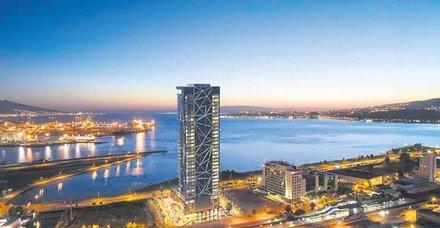 İzka'dan Bayraklı'ya 300 milyon liralık İzkaport