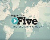 5 yetmez çünkü dünya beşten büyüktür