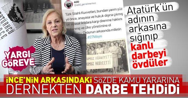 Atatürkçü Düşünce Derneği'nden 27 Mayıs Darbesi'yle ilgili skandal açıklama