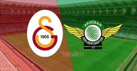 Galatasaray Akhisarspor kupa maçı hangi kanalda? Ziraat Türkiye Kupası finali ne zaman, saat kaçta?
