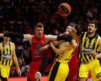Fenerbahçe Beko Rusya'da mağlup!