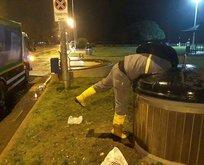 CHP'li Yalova Belediyesi'nde çöp skandalı!