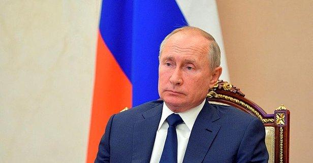 Rus lider Putin'e intihar şoku!