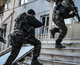 Dev operasyon! 735 kişi gözaltına alındı