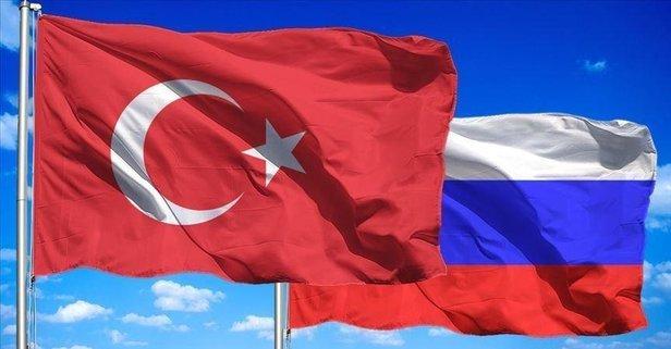 Rusya'dan Türkiye'ye flaş ortaklık mesajı