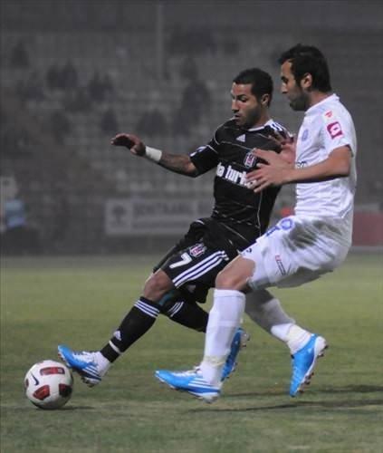 Gaziantep Büyükşehir Belediyespor - Beşiktaş