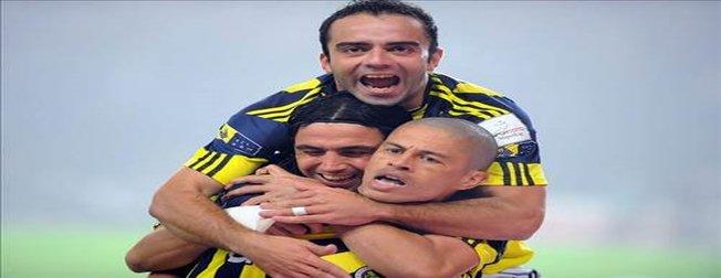 Fenerbahçe-Eskişehirspor maçından kareler
