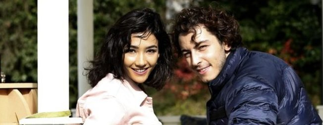 Şahin Tepesi'nin oyuncuları Aybüke Pusat ve Boran Kuzum'dan anlamlı mesaj!