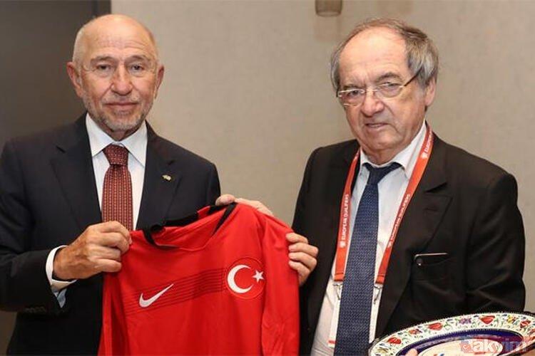 Fransa'da maç öncesi 'lider' korkusu: Barış Pınarı ve Türkiye...