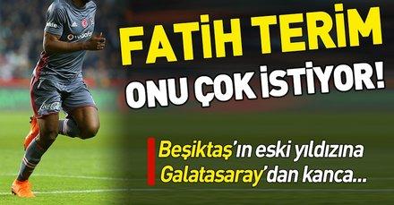 Galatasaray'ın hedefi Beşiktaş'ın eski yıldızı Ryan Babel