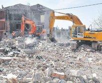 258 bin riskli ev ve işyeri yıkıldı