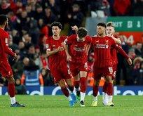 Liverpool tarihe geçecek