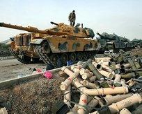 Afrin'de kirli pazarlık