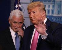 McEnany açıkladı: Pence Trump'a yaklaşmıyor
