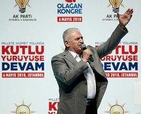 Başbakan Binali Yıldırım: 24 Haziran Türkiye için bir milattır