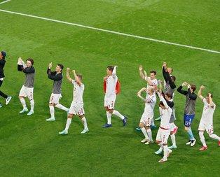 Danimarka çeyrek finalde!