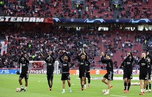Beşiktaş Ajax maçı canlı anlatım izle!