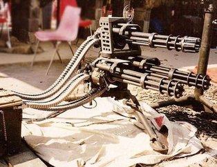 Gelmiş geçmiş en çılgın silahlar