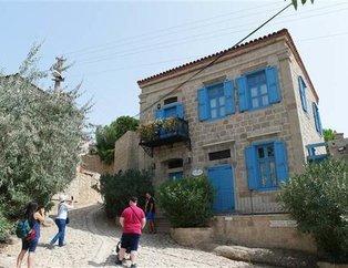 Ahırların bile kafe yapıldığı Adatepe Köyü'nde evler 3 milyona satılıyor!