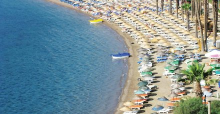 Antalya'da rekor 9.6 milyon turist