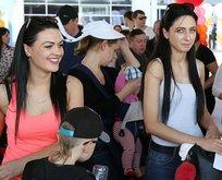 Rus turistte tüm zamanların rekoru